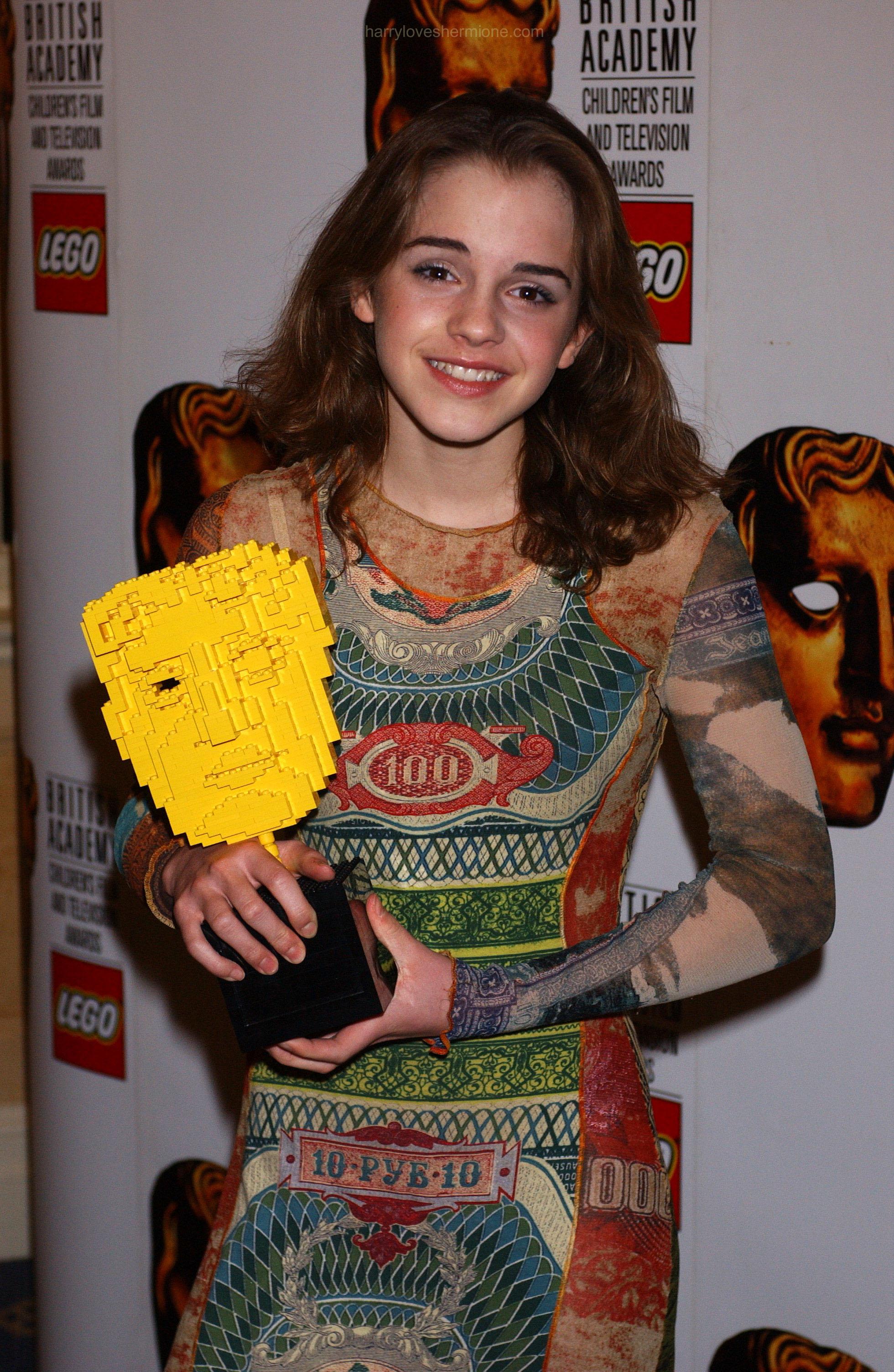 British Academy Childrens Film and Television Awards ... Emma Watson Movies