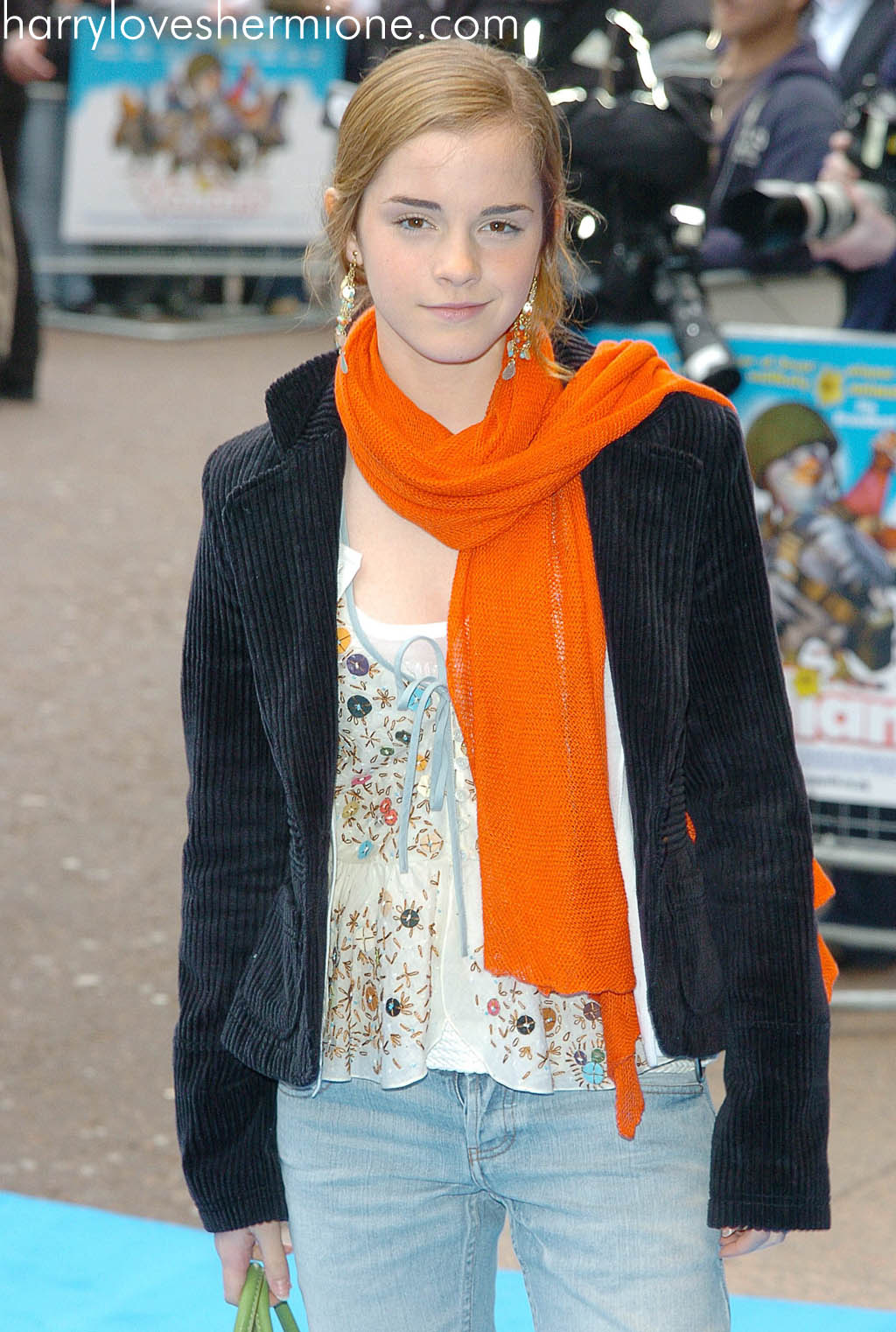 emma watson attending the premier valiant latest animation movie ...: http://www.harryloveshermione.com/images/appearances/valient/valient4.jpg.php